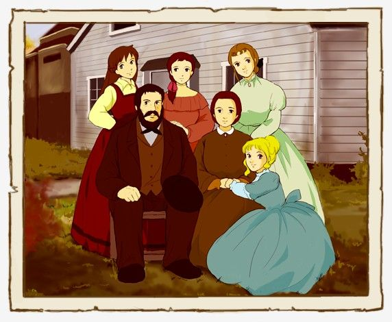 Little Women (Masterpiece Theater Anime)