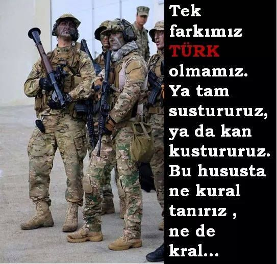 Pin De Mecay En Turkish Armed Forces