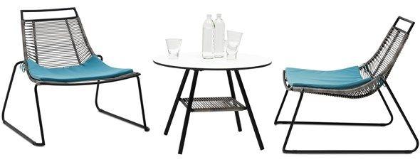 Μοντέρνα τραπέζια και καρέκλες εξωτερικού χώρου - Με την ποιότητα της BoConcept