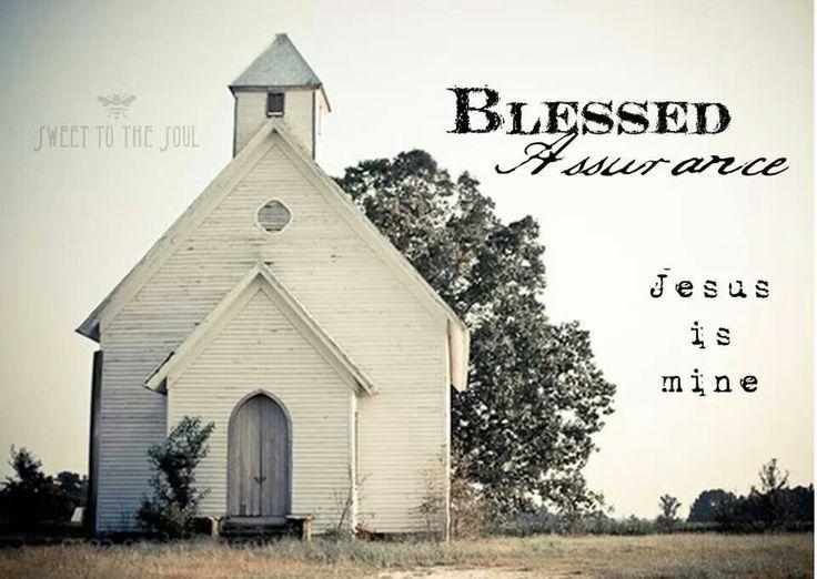 462 – Blessed Assurance, Jesus is Mine!