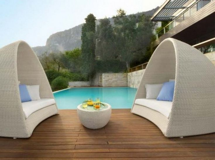 Outdoor Furniture | Creative Outdoor Furniture: Landscape Beauty |  MessageNote