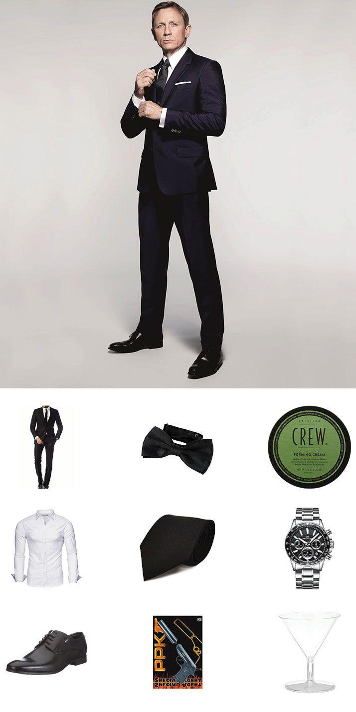 007 kostume
