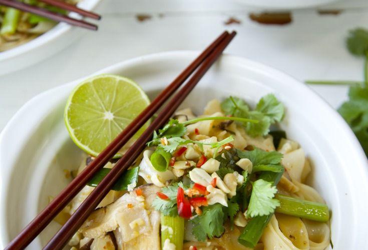 Vegan Pad Thai - Nadia Lim
