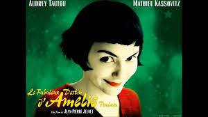 """Amelie (2001) - """"A woman has a right to go mess up her own life too."""" Love, love, love revisiting this intuitively weird little story. -mj"""