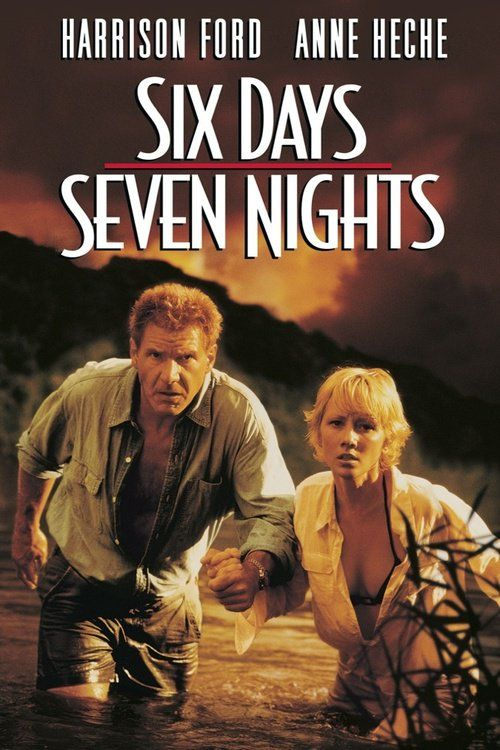 Watch Six Days Seven Nights (1998) Full Movie Online Free