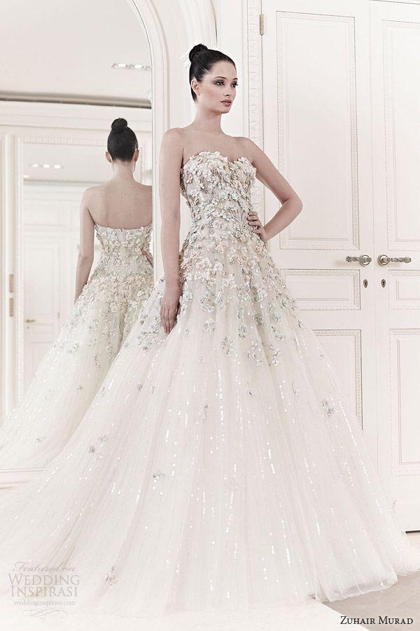 308 best zuhair murad fashion icon! images on Pinterest | Wedding ...