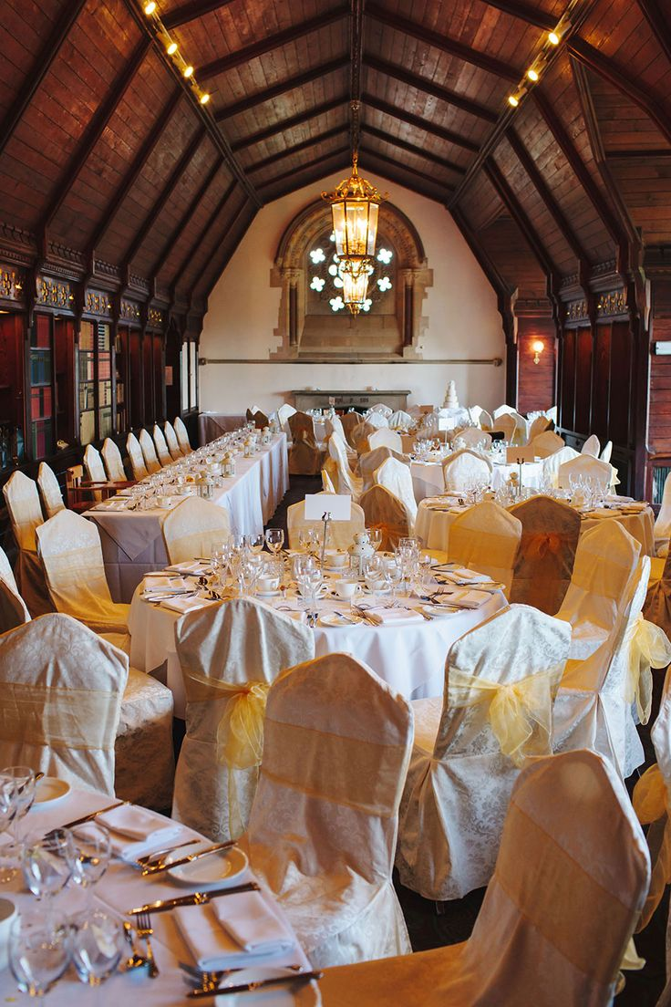 Ettington Park Hotel Wedding venue