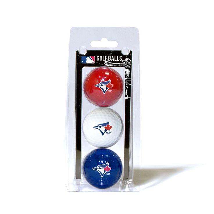 Toronto Blue Jays 3 Ball Pack