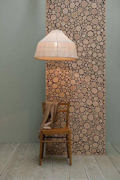 Twig wall panels... this would be pretty easy to make methinks