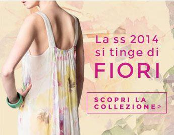 Romantiche e colorate, scopri le nostre stampe floreali. http://www.dressingfab.com/it/nuovi-arrivi #pleinsud #pleinsudjeanius #scervinostreet #robertascarpa