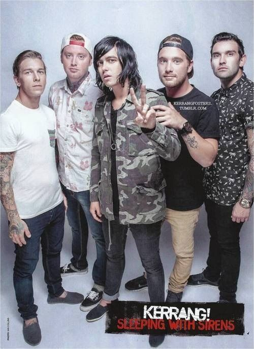 137 best sleeping with sirens images on pinterest kellin quinn sleeping with sirens m4hsunfo Gallery