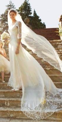 Classique / Alice Temperley Robe de mariée