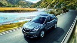 Refreshed 2019 Buick Envision gets sharper edges, optional nine-speed transmission
