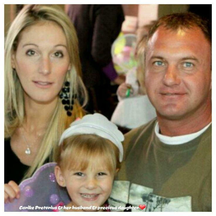 Carike Pretorius family
