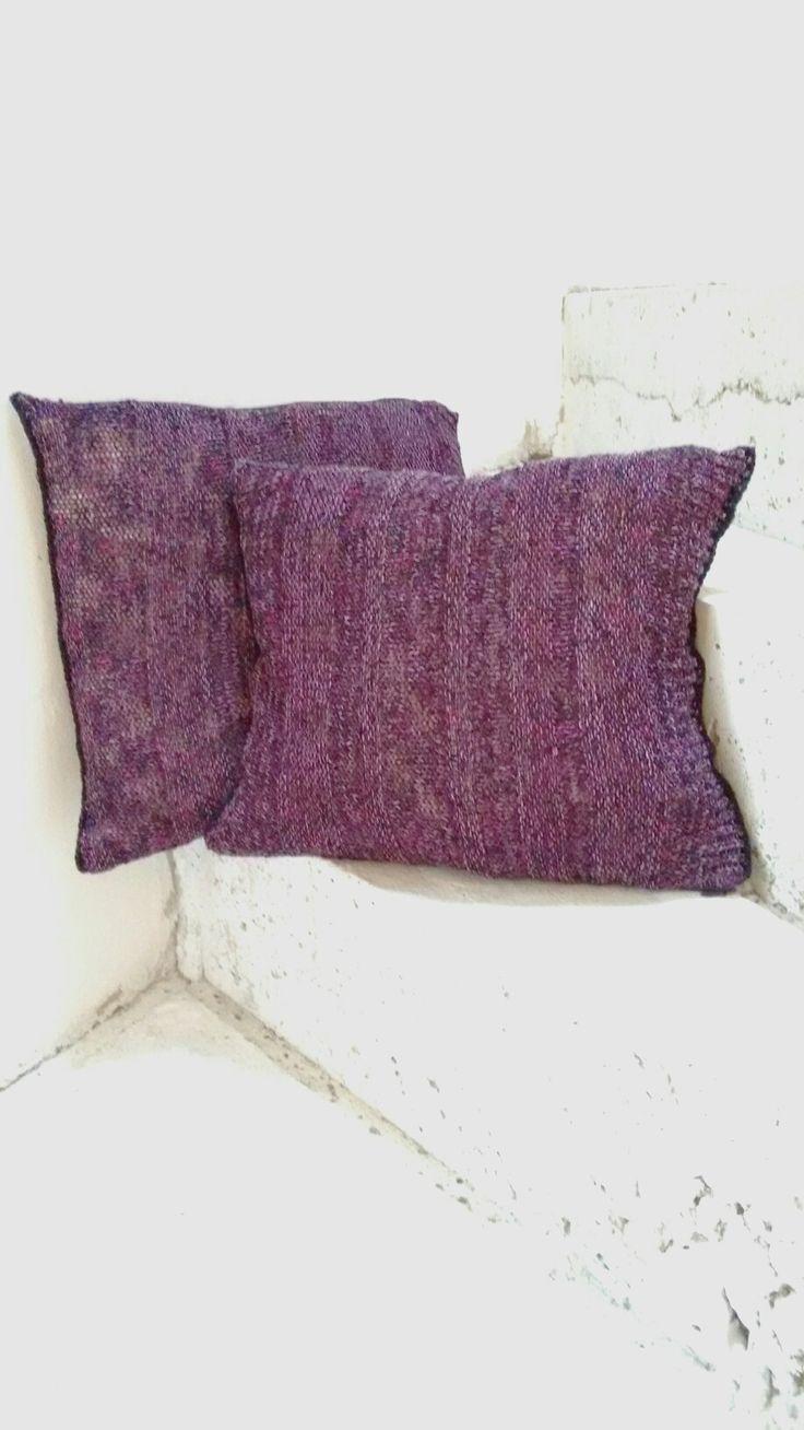 Pillow cases. Refashioned. UstriZeny:Netuseva.