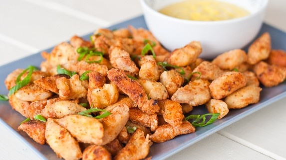 chicken poppers....sounds super easy: Chicken Recipes, Chicken Poppers, Food, Yummy, Appetizer, Favorite Recipes