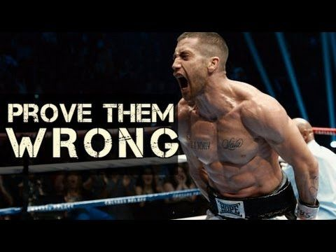 PROVE THEM WRONG - Motivational Video - http://snip.ly/p44an #motivationalmonday