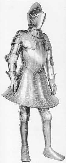The Top 14 Styles Of Suits Of Armor