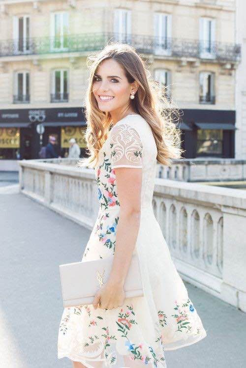 What we love about city hall weddings is that it essentially means you can wear anything you want! So from designers to fashion influencers, we've gathered a collection of chic city hall wedding dresses to inspire you for your intimate nupitals. The best part? You can wear these dresses again! Sleek & Sheath These sheath […] #CityHallWedding