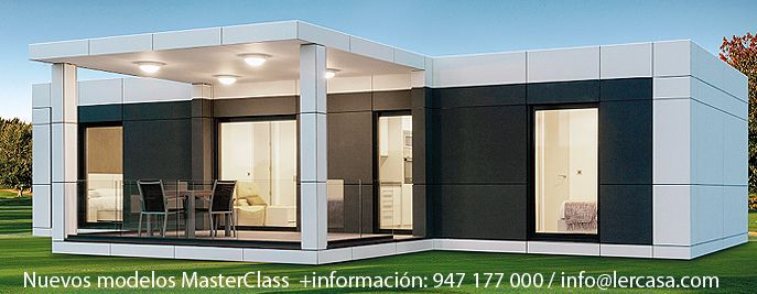 M s de 25 ideas incre bles sobre casas prefabricadas - Viviendas modulares prefabricadas ...