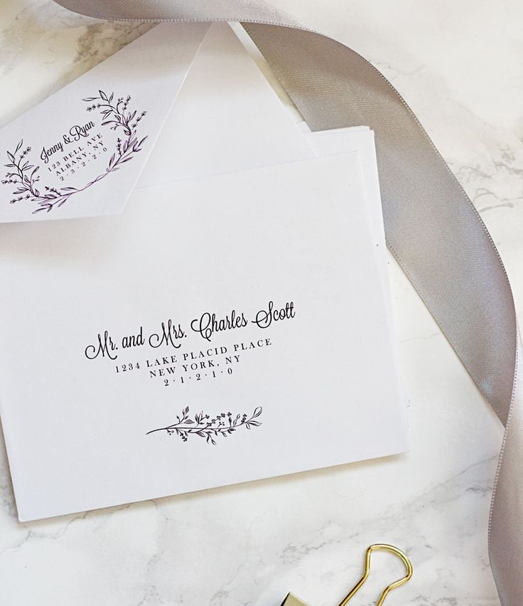 The 25+ best DIY wedding envelope template ideas on Pinterest - letter envelope template