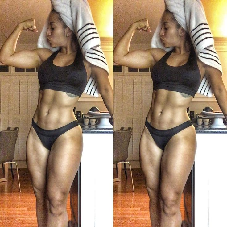 Fit Black Girls! — regularninjafit: Sexy and Fit Saturday IG...