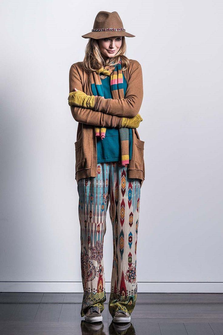 Johnny Was - Aztec Pant