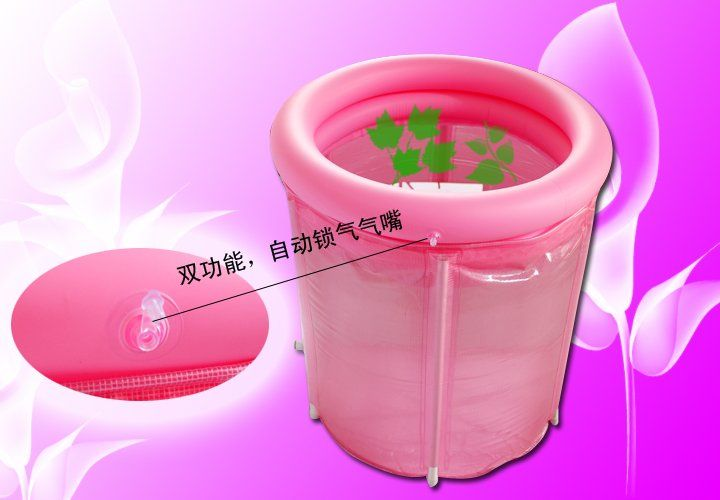 Folding Portable bathtub, Plastic Spa bathtub, Massage bathtub-in Inflatable & Portable Bathtubs from Home & Garden on Aliexpress.com | Alibaba Group