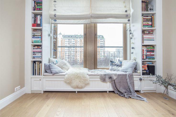 Как оформить подоконник: 6 идей, 30 примеров | Свежие идеи дизайна интерьеров, декора, архитектуры на InMyRoom.ru