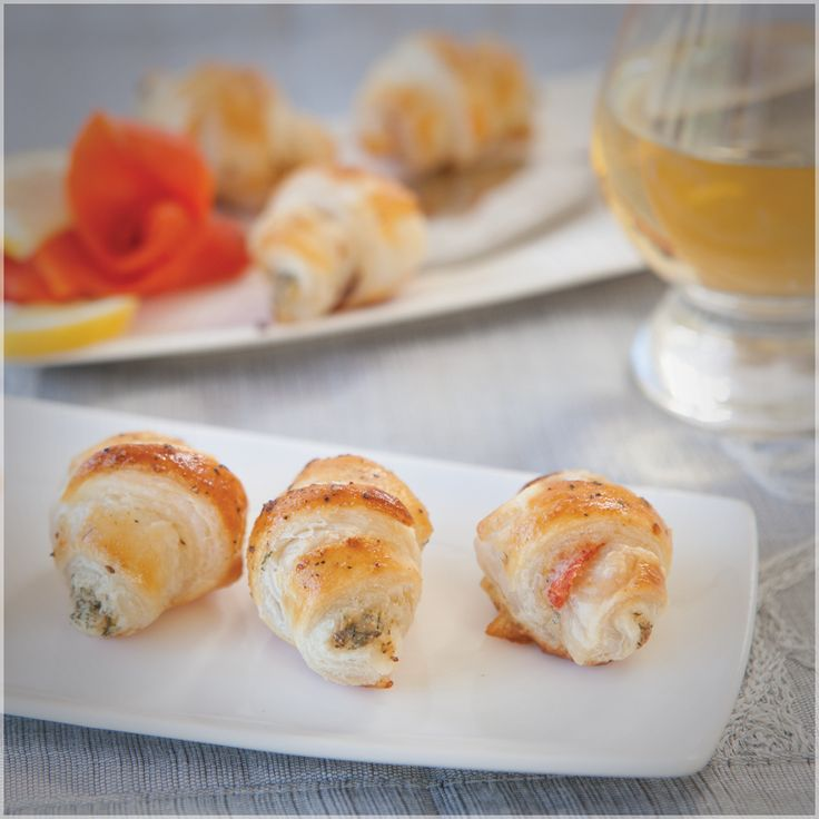 Epicure's Smoked Salmon & Lemon Dilly Appies