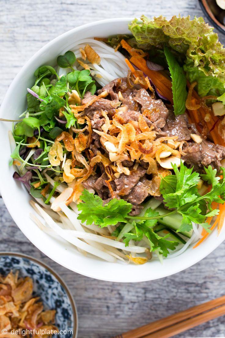 Best 25+ Noodle salads ideas on Pinterest | Rice noodle ...