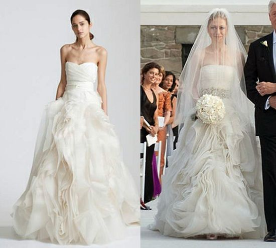 Chelsea Clinton Wedding Dress | http://bestideasnet.com/chelsea-clinton-wedding-dress.html