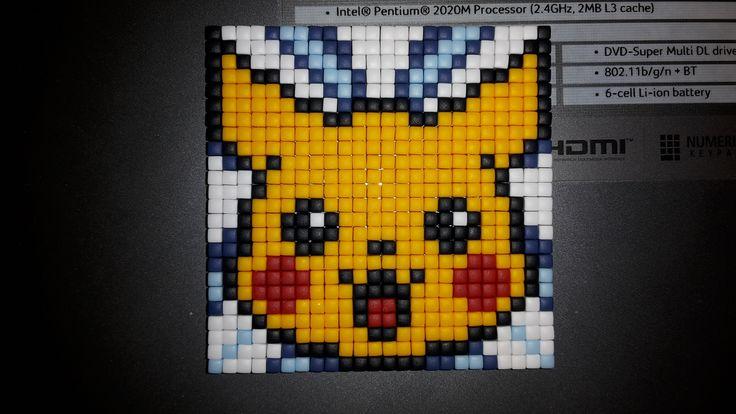 Pixelhobby Mini Pixel Pikachu