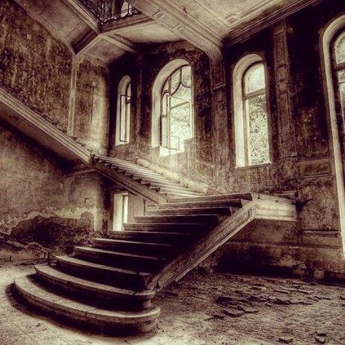 Abandoned Poland   Abandoned house Konstatia, Poland   abandoned places   We Heart It