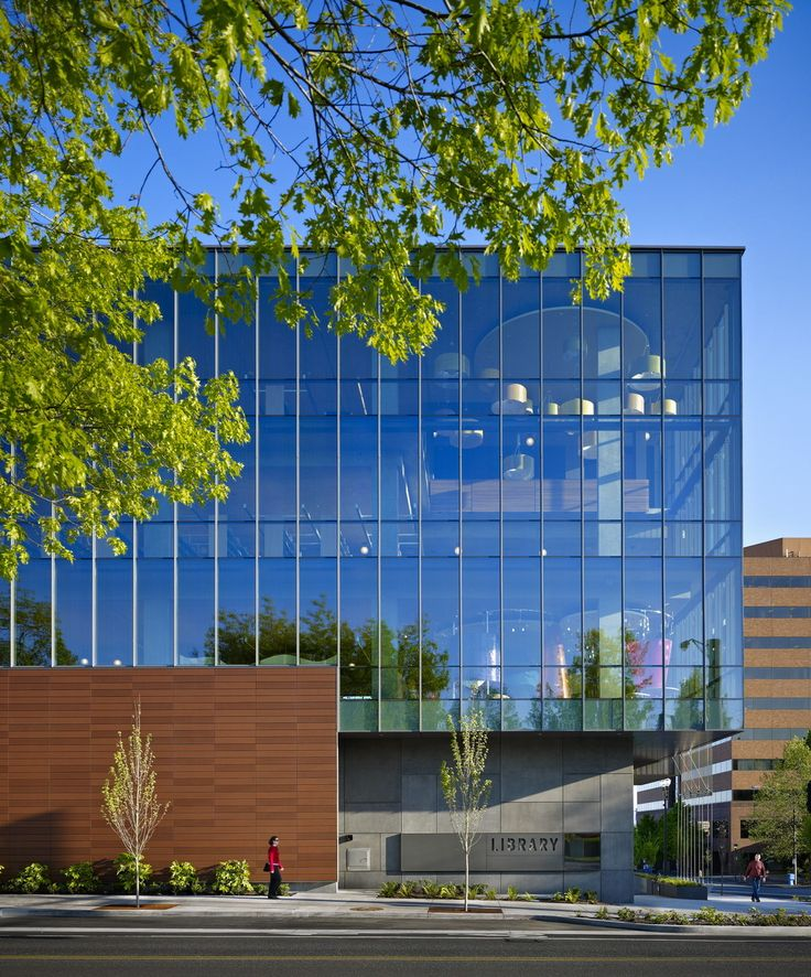 Vancouver Community Library / The Miller Hull Partnership