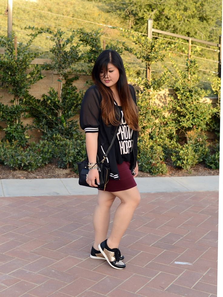 13 Best Images About Plus Size Sneaker Styles On Pinterest | Plus Size Fashion Plus Size ...