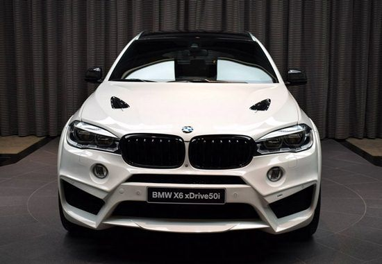 2018 BMW X6 Xdrive50i Pictures