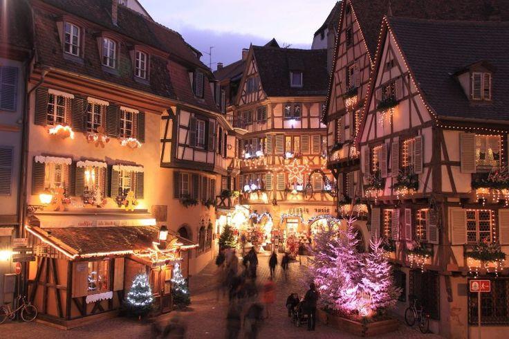 Γιορτές στo Μέλανα Δρυμό & την Αλσατία- 5 ημέρες – Antaeus Travel | Γραφείο Γενικού Τουρισμού Black Forest Alsace Christmas Xmas Holidays antaeustravel