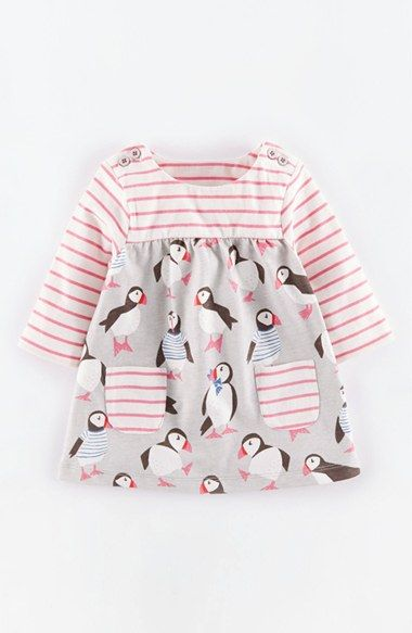 Mini+Boden+'Hotchpotch'+Cotton+Dress+(Baby+Girls)+available+at+#Nordstrom
