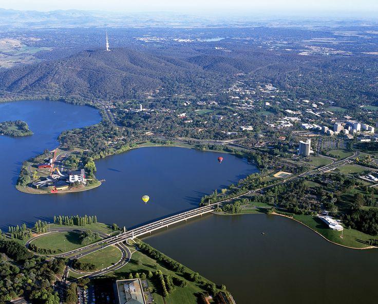 Canberra in Australian Capital Territory