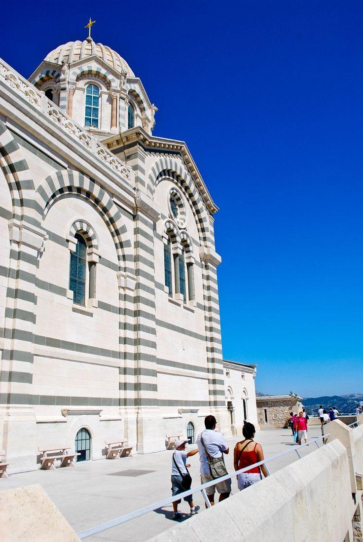 Basilica Notre Dame de la Garde - Marseille, France