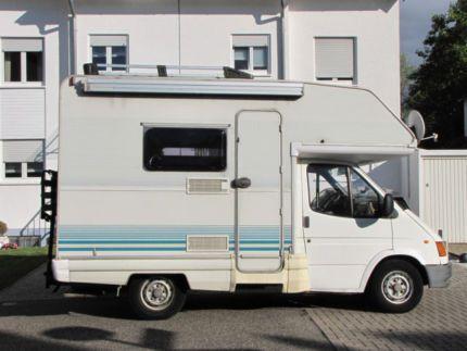 Wohnmobil Gebraucht Kaufen Ebay Kleinanzeigen