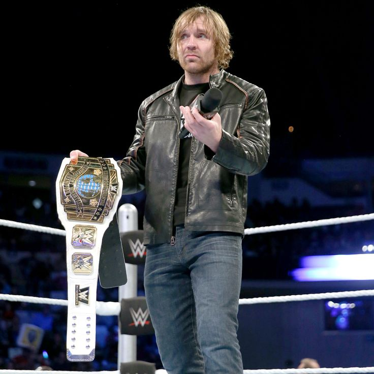 SmackDown 1/14/16: Sheamus and Kevin Owens interrupt Dean Ambrose's announcement