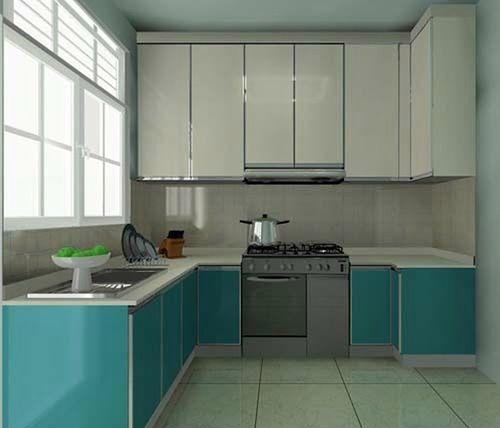 Die besten 25+ Mediterranean u shaped kitchens Ideen auf Pinterest - k che spritzschutz glas