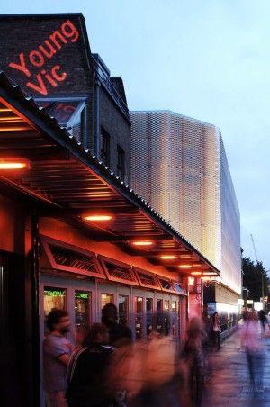 Young Vic Theatre, Haworth Tompkins | London | United Kingdom | MIMOA