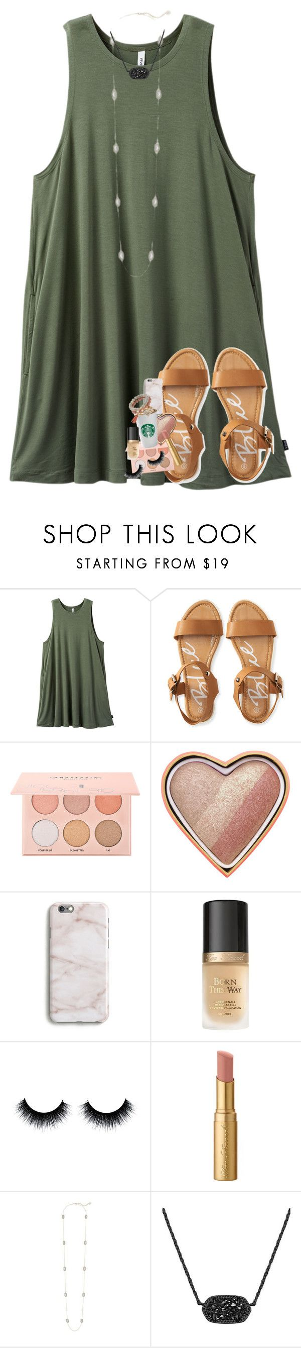 """""""so... rtd."""" by lindsaygreys ❤ liked on Polyvore featuring RVCA, Aéropostale, Too Faced Cosmetics, Harper & Blake, Kendra Scott and Coco Lane"""