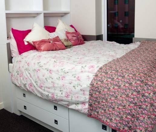 Student Accommodation - Newcastle Rooms Barnard3