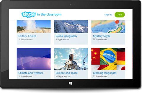 Skype Free Group Video Calling for Teachers