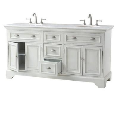 Home Decorators Collection, Sadie 67 in. Double Vanity in Antique Cream  with Marble Quartz Vanity Top in White, 1666700450 at The Home Depot -  Tablet - The 25+ Best Quartz Vanity Tops Ideas On Pinterest Guest