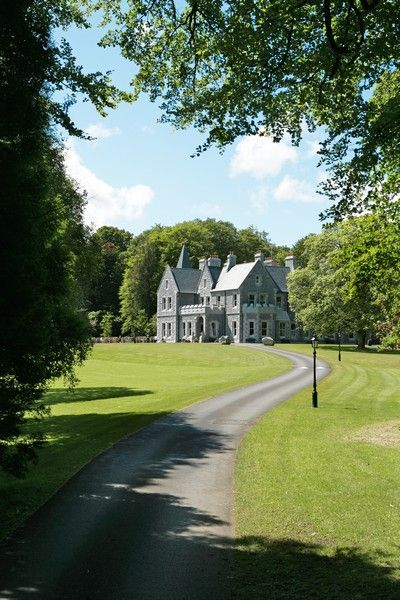 Mount Falcon - Wedding Venue in Ballina, Mayo, Connaught, Ireland.